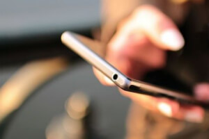 Smartphone gehackt
