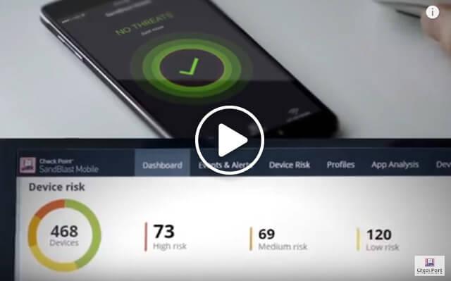 sandblast mobile video