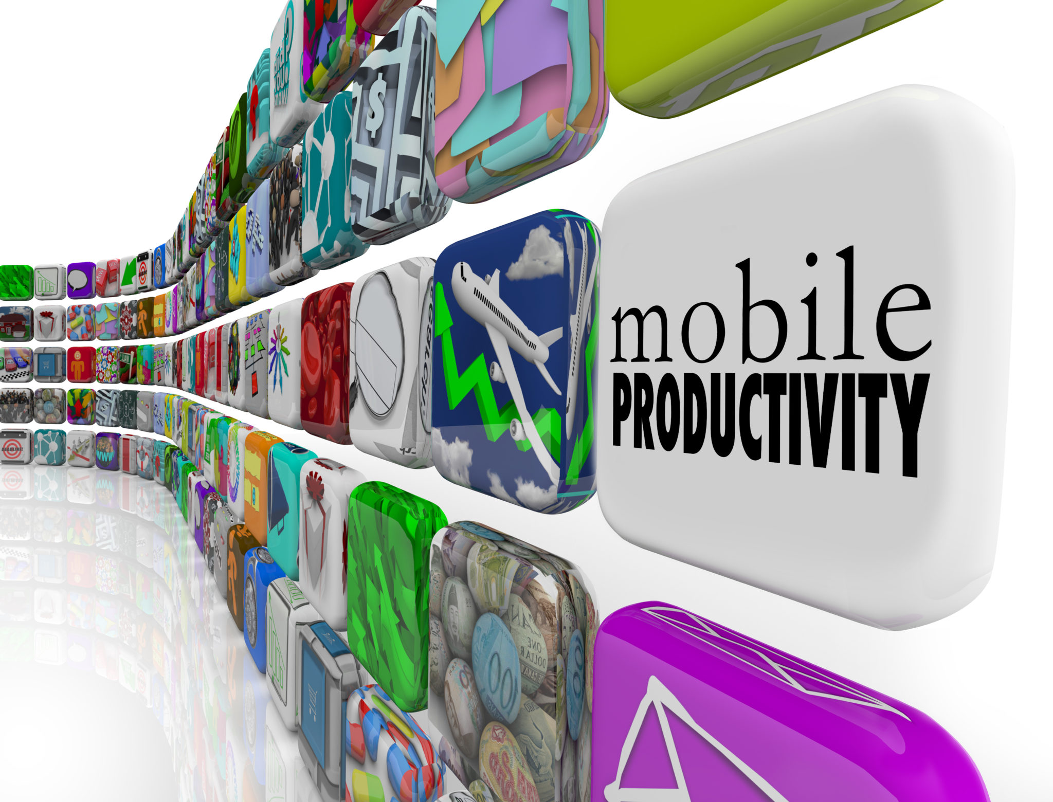 Mobiele productiviteit