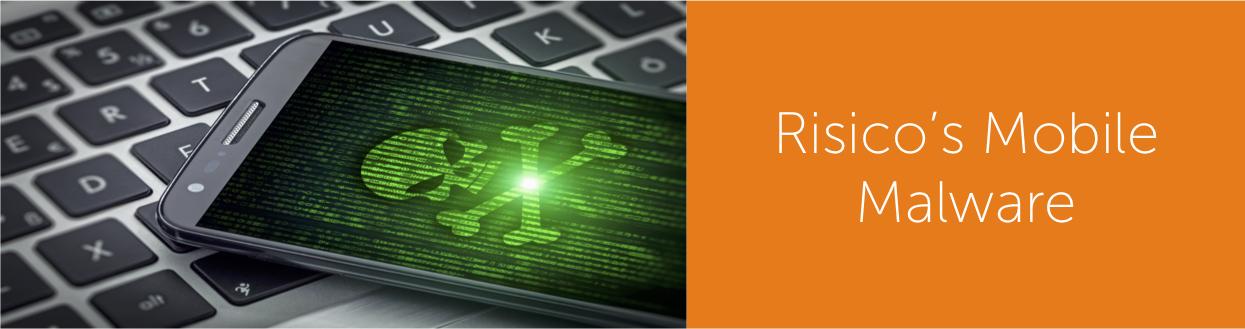 Risico's mobile malware