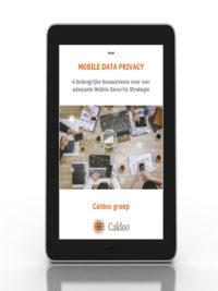 Ebook mobile data privacy