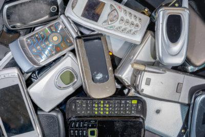 Verwijderen mobiele apparaten