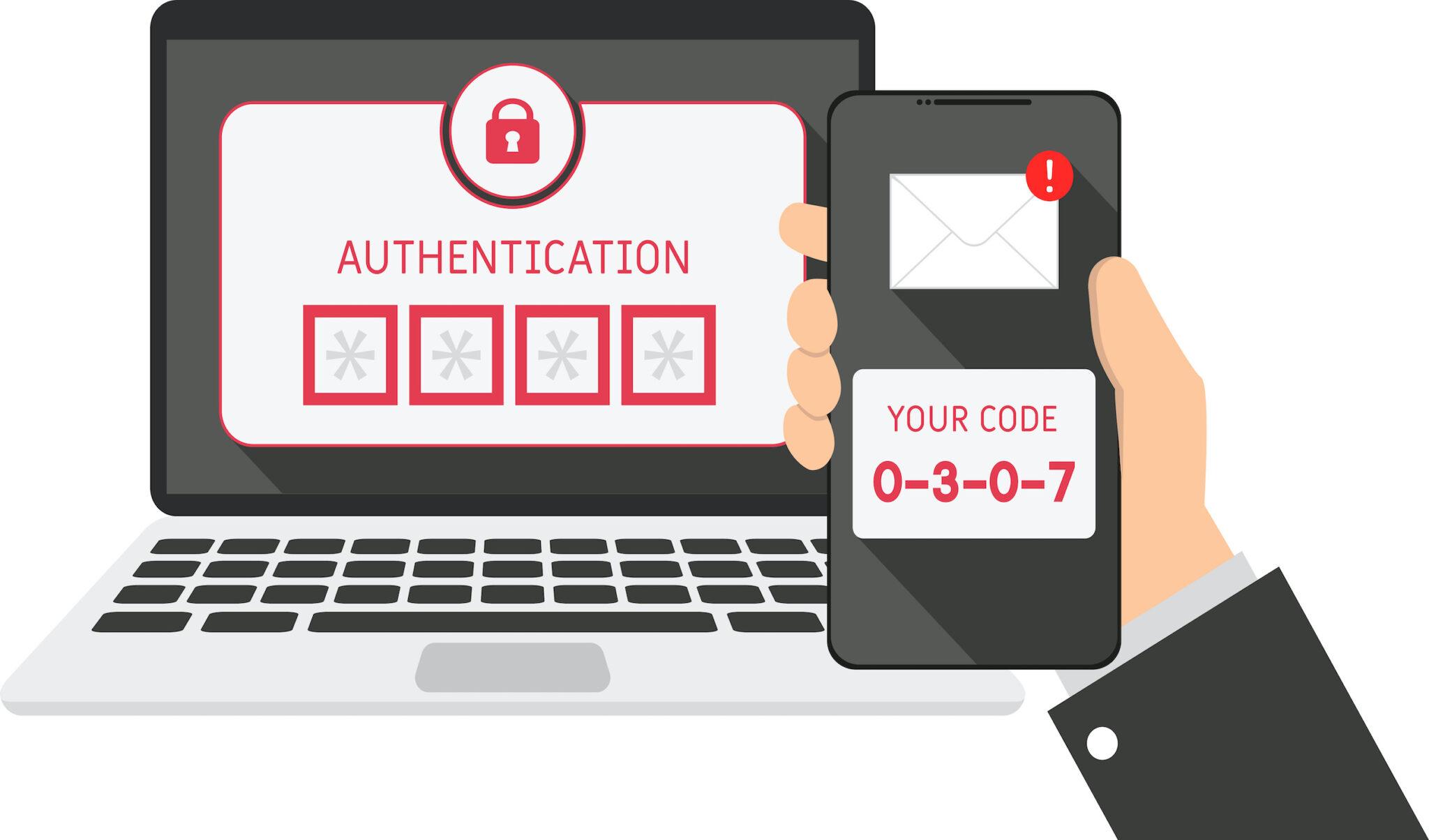 MFA authenticatie