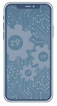 Zimperium z9 device